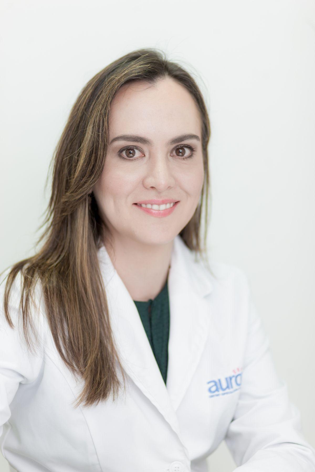 Doctora María Soledad Aluma