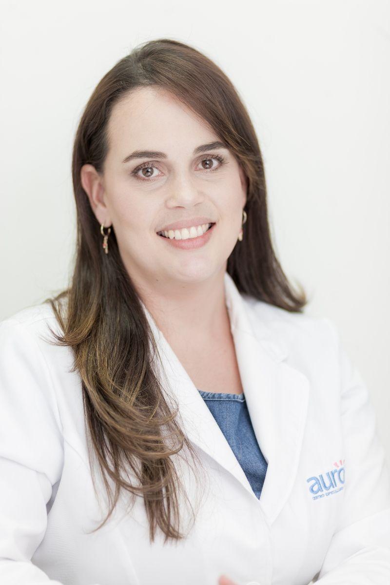Doctora Ana María Muñoz Monsalve