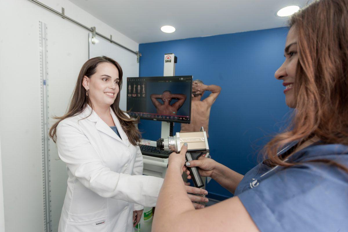 Unidad de Unidad de Fotografía Corporal total y Dermatoscopia Digital Aurora