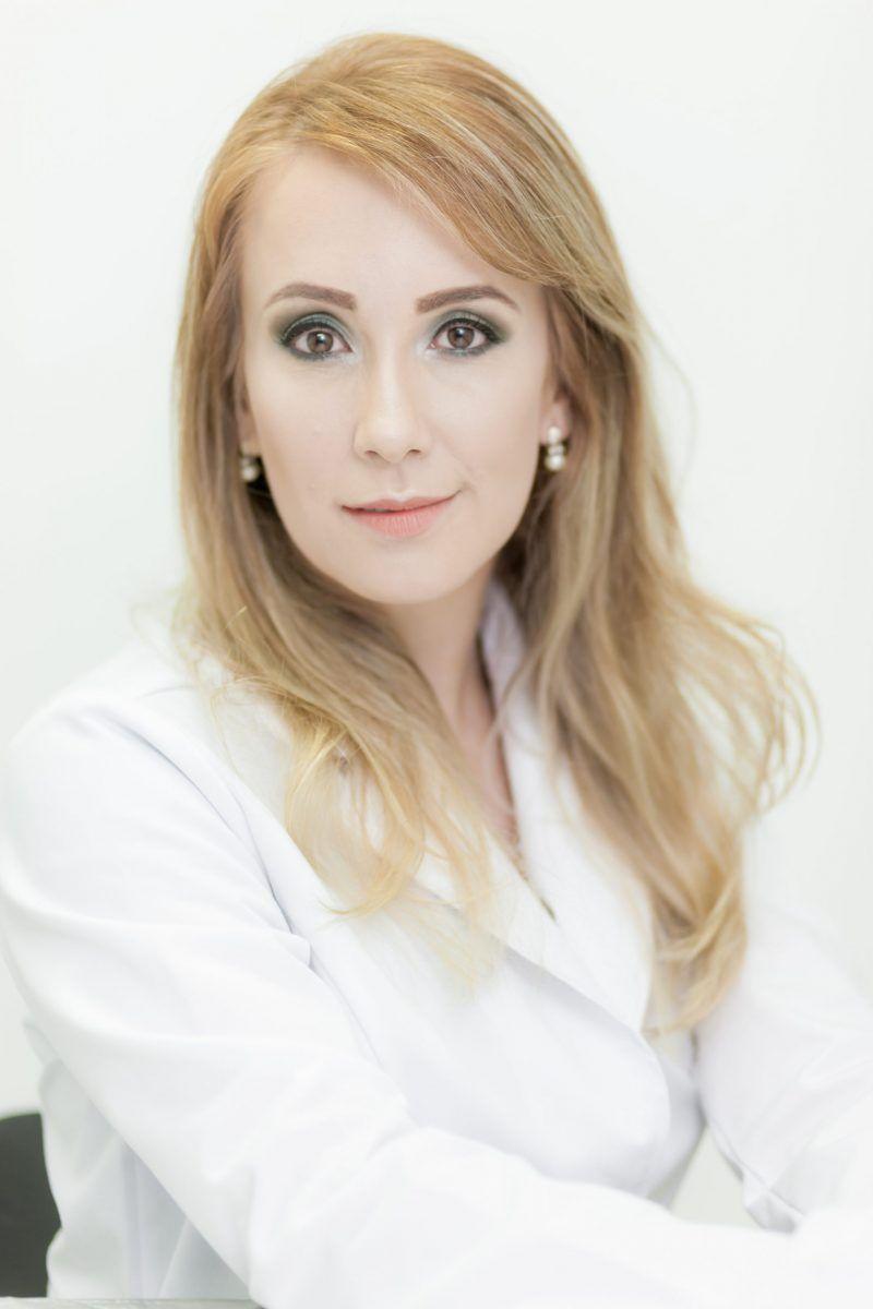 Doctora Maria Cristina Trujillo Correa
