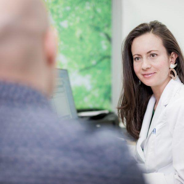 Muestra de Unidad de Dermatología General Aurora
