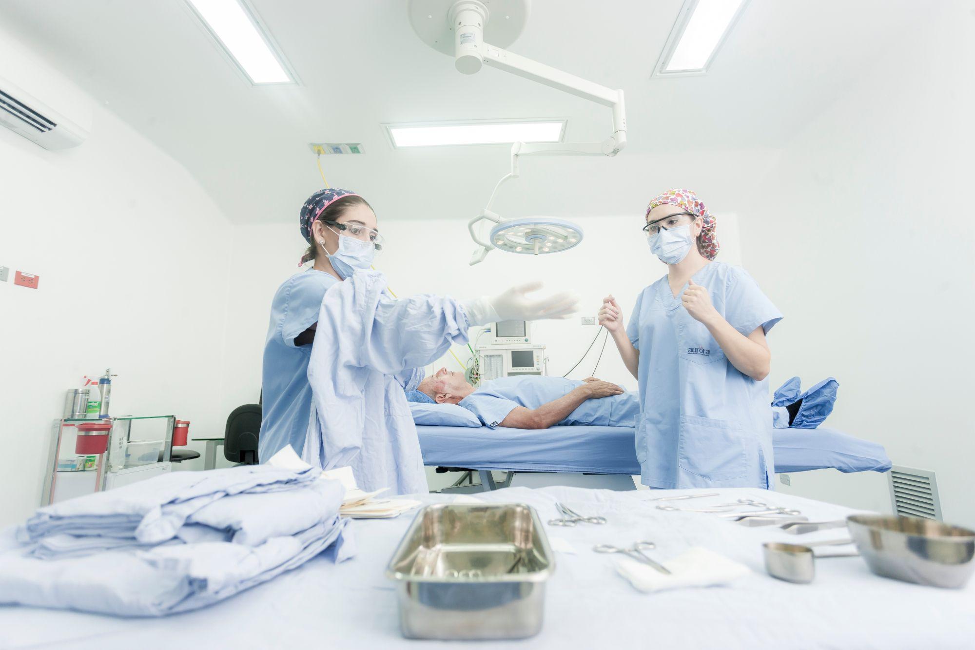 Unidad de Cirugía Dermatológica - Cirugía de Mohs -