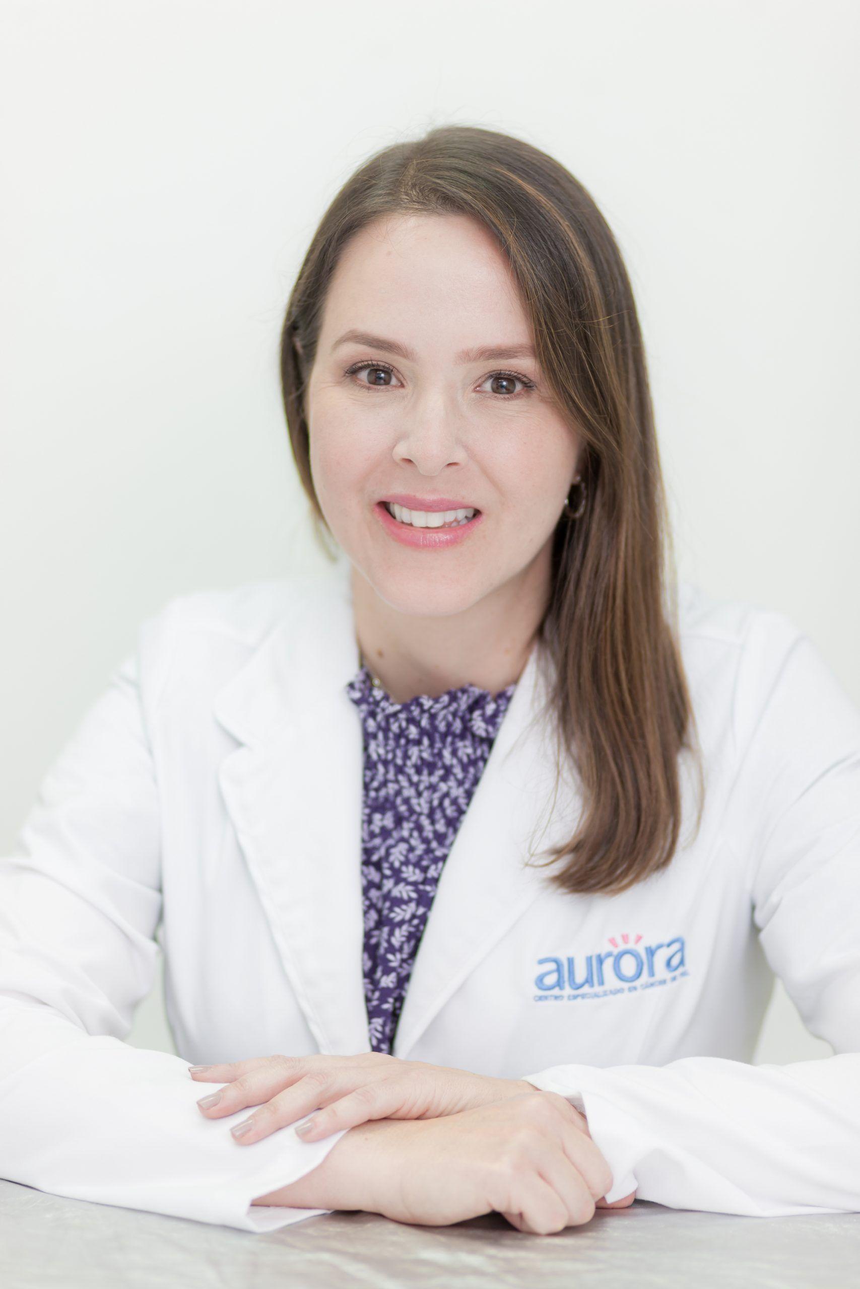 Doctora Ana María Rivas Gómez